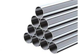 ASTM A213 TP 347 ASME SA 213 TP 347H EN 10216-5 1.4550 ống liền mạch bằng thép không gỉ