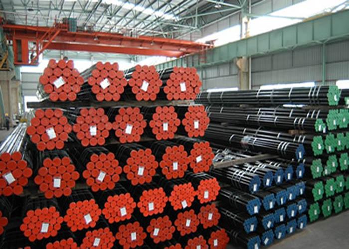 API 5L, API 5CT, ASTM A106 / A53, DIN 2391, EN10305, EN10210 Ống thép liền mạch hợp kim cacbon