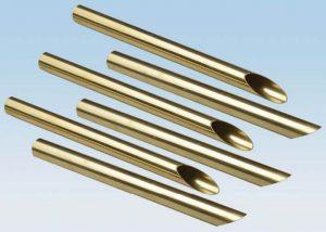C44300 C68700 Ống hợp kim đồng thau ASTM B111