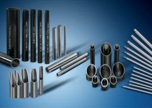 ST45, ST52, SAE1026 Xi lanh thủy lực và khí nén với ống thép liền mạch chính xác