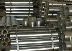 Ống thép liền mạch ST37.4 EN10305